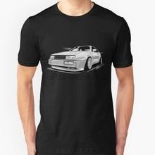 Мужская футболка Corrado G60 VR6 OT низкая стильная футболка унисекс wo Мужская футболка тройники топ
