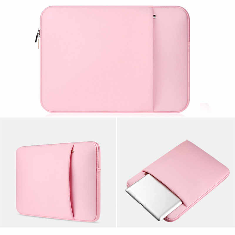 11/12/13/14/15 Polegada Laptop Sleeve Soft Case Bag Para Apple Macbook AIR PRO notebook Retina SP99