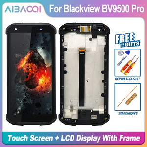 Image 3 - Originele 5.7 Inch Touch Screen + 2160X1080 Lcd scherm + Frame Assembly Vervanging Voor Blackview BV9500/BV9500 Pro/BV9500 Plus