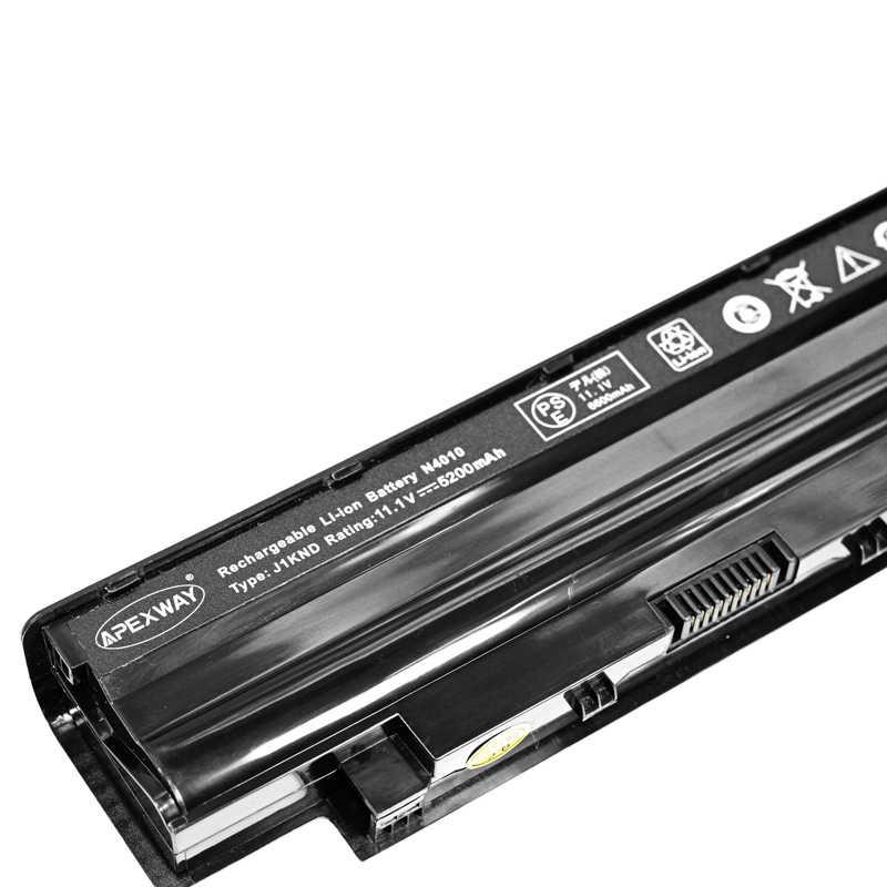 11.1V 6 celle Batteria Del Computer Portatile per Dell inspiron N5110 M501R M511R N3010 N3110 N4010 N4010-148 N4010D-158 N4050 N4110 N5010 1450