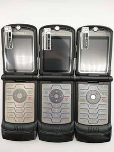 Image 5 - Оригинальный мобильный телефон Motorola Razr V3, хорошее качество, мировая версия, GSM, четырехдиапазонный мобильный телефон, один год гарантии, бесплатная доставка
