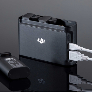 Image 1 - Originele Battery Charger Voor Dji Mavic Mini Twee weg Batterij Opladen Hub Drone Adapter Outdoor Accessoires