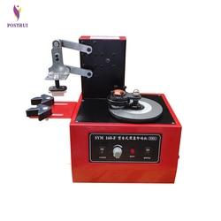 SYM160 220V środowiska pulpit elektryczny podkładka pod drukarkę okrągły maszyna do tampondruku drukarka atramentowa na
