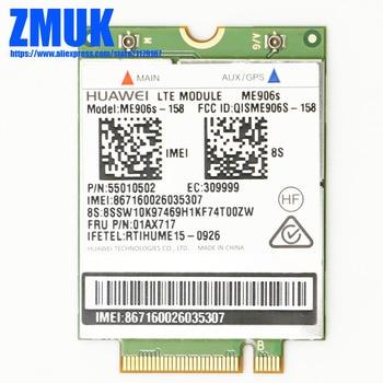ME906S 4G WWAN Card For Thinkpad X260 L460 L560 T460s T460p T560 P50s X1Carbon Miix 310 Miix 510 Series,FRU 01AX717