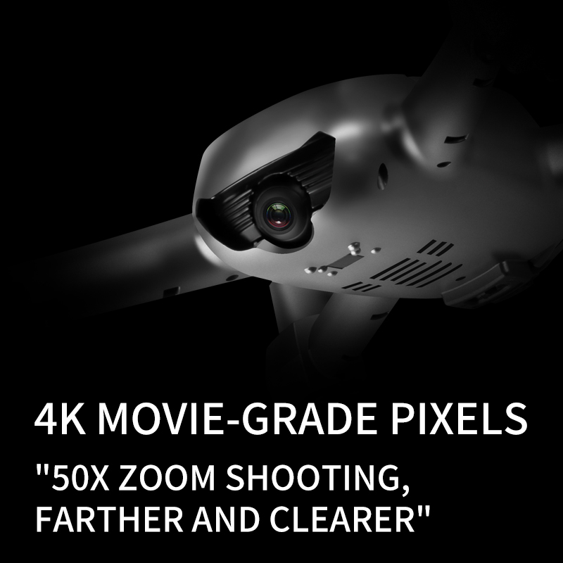Professional Drone 4K HD Camera Gps 5G WIFi FPV RC Quadcopter Flight time 16 mins Headless Altitude Hold Mode Rc Toys