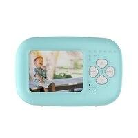 Mini dzieci aparat cyfrowy aparat zabawka 1080 HD 2 Cal duży ekran ładny aparat zabawka prezent urodzinowy dla dzieci zabawki edukacyjne w Kamera wideo 360° od Elektronika użytkowa na
