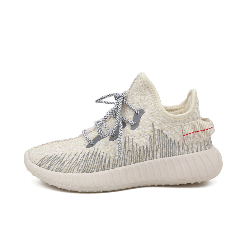 Coconut Shoe Woman 2019 Baby 39 s Breath Ventilation Fly Fabric Sneakers Tide Casual Wedges Shoes For Women Woman Zapatos De Mujer in Women 39 s Vulcanize Shoes from Shoes