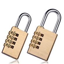 цена на Solid-state Copper Lock Password Lock for Gym Digital Storage Cabinet