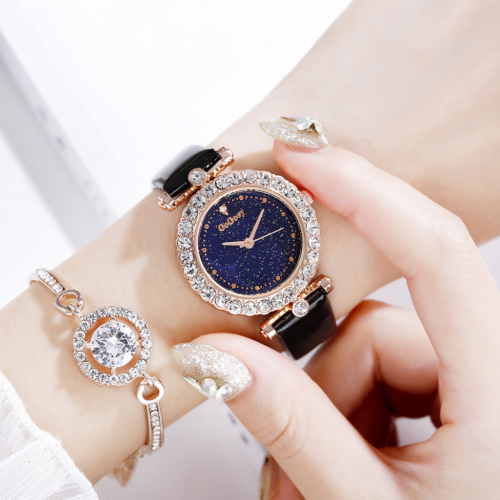 New Fashion Gogoey Brand Women Watches Luxury Women Dress Rhinestone Quartz Watch Casual Women wristwatches Drop Shipping Watch