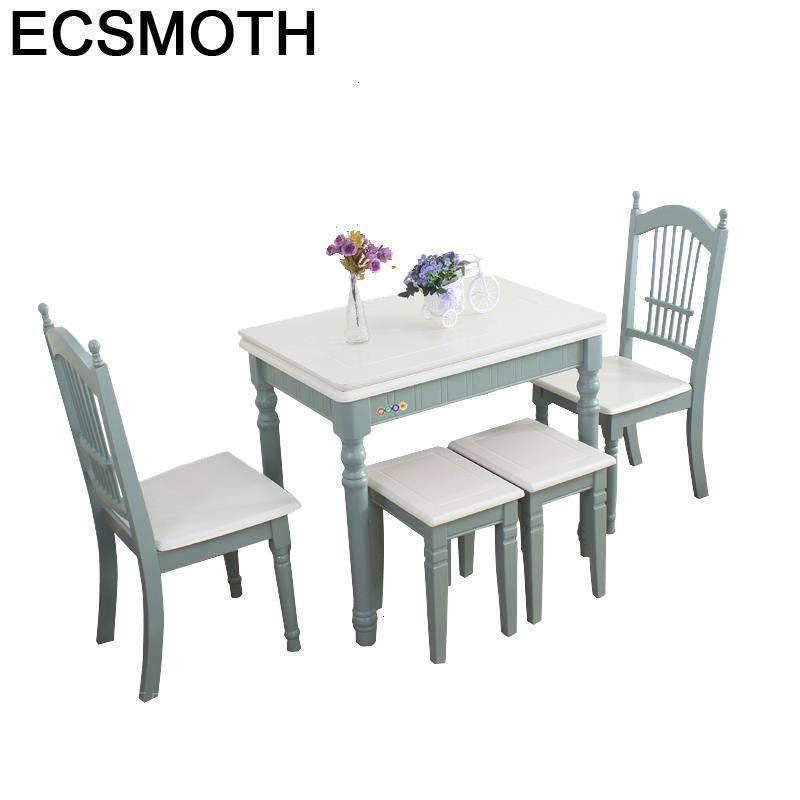 Set Piknik Masa Sandalye Escrivaninha Esstisch Salle A Manger Moderne Wooden Mesa De Jantar Desk Tablo Bureau Dining Table