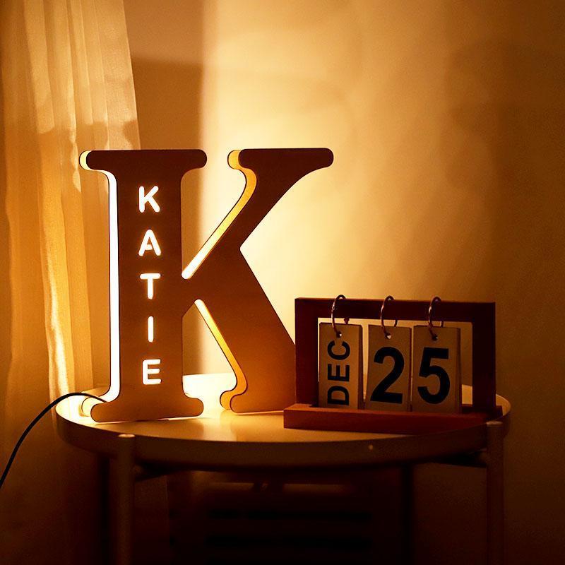 Personalized Name Sign  LED Night (Customizing) 2
