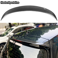 For Volkswagen VW Golf 7 VII MK7 GTI Carbon Fiber Rear Roof Spoiler Wing 2014~2018 Only GTI and R