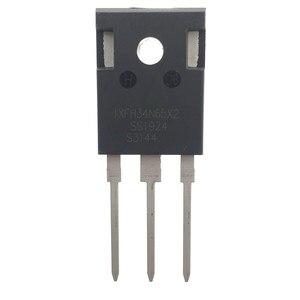 Image 1 - 10 adet IXFH34N65X2 veya IXTH34N65X2 IXFH34N65 TO 247AD TO 247 34A 650V SI güç MOSFET transistör MOS tüp ücretsiz teslimat