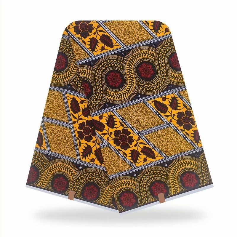 Pagne Tissu Africain Hararé
