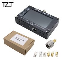 "TZT MINI600 HF/VHF/UHF Antenne Analyzer 0.1-600MHZ met 4.3 ""TFT LCD Touch Screen(China)"