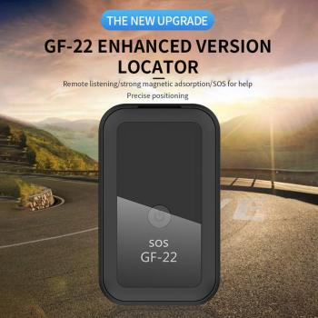 New Magnetic Mini Vehicle Auto Car GPS Tracker Voice Control Real Time Tracking Device WiFi+LBS+AGPS Locator Precise Positioning image