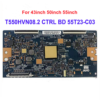 Latumab Original T-con Board for SONY T550HVN08.2 CTRL BD 55T23-C03 46 50 55 inch Logic Board with Cables image