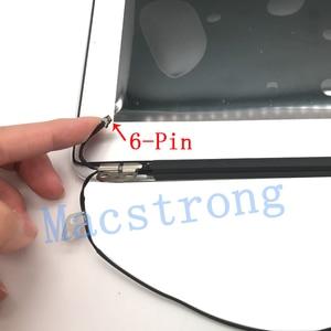 Image 2 - جديد تماما A1466 شاشة LCD الجمعية لماك بوك اير 13 A1369 عرض استبدال 661 5732 MC503 MC965 2010 2011 2012
