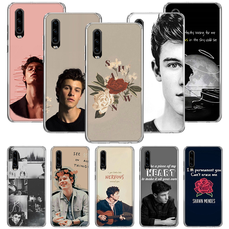 Hit pop singer Shawn Mendes Magcon Case for Huawei P20 P30 P Smart Z Plus 2019  P10 Mate 30 10 20