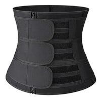 Balck Zip 3 Belts