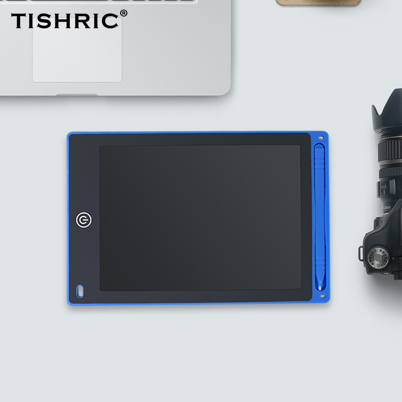 """TISHRIC Electronic LCD Writing Tablet 8.5""""/10""""/12"""" Kids Drawing Tablet Digital Graphics Tablet for Drawing Board Children Gifts"""