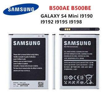 SAMSUNG+Original+B500AE+B500BE+batterie+1900mAh+Pour+Samsung+Galaxy+S4+Mini+i9192+i9195+i9190+i9198+J110+I435+I257+B500AE+3+Broches