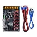 HOT-SKR Pro V1.1 32-битный высокочастотный 3D-принтеры Управление доска  Поддержка TMC5160  TMC2208  TMC2130  TFT28  TFT32  TFT35  12864 с ЖК-дисплеем и т. д.