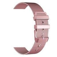 20mm Armband Rose Rosa Edelstahl Für Xiaomi Huami Amazfit GTR 42mm Strap Handgelenk Band Metall Magnetische Verschluss armband