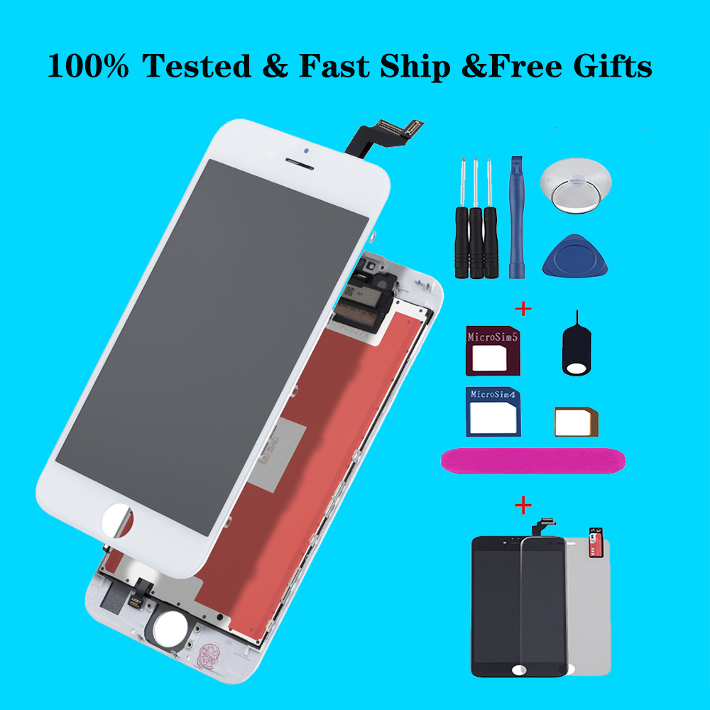 AAA+ <font><b>Lcd</b></font> screen for <font><b>iPhone</b></font> 6s 5s 7 <font><b>8</b></font> display touch screen digitizer Replacement Mobile Phone LCDs for <font><b>iPhone</b></font> X XR 7 Plus <font><b>Ecran</b></font> image