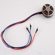 Rctimer 12N14P 5010 260KV Brushless מנוע 4 6S Lipo 4.0mm פיר 5010 31 לrc Multicopter quadcopter FPV מזלט DIY חלקי חילוף