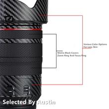 طبقة لاصقة مضادة للخدش لغطاء Canon EF 24 105 f/4L II ، غلاف واقي ممتاز