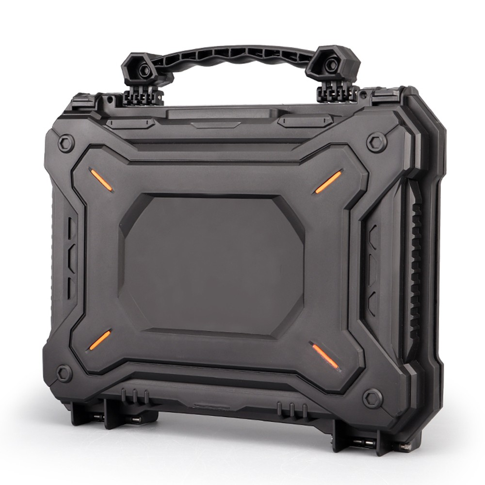 Tactical Gun Pistol Camera Protective Case Customizes Foam Gun Storage Box Waterproof Hard Shell Tool Bag Hunting Accessories
