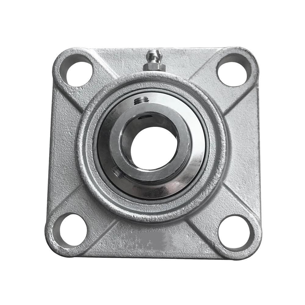 10pcs ssucf207 sucf207 ucf207 stainless steel pillow block bearing unit