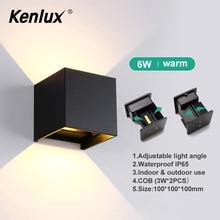 Adjustable Outdoor Waterproof IP65 Wall Lamp Modern LED Wall Light Indoor Sconce Decorative light Porch Garden