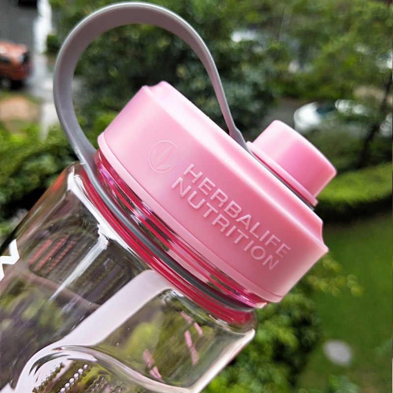 الجملة سعر 1000 مللي هرباليفي التغذية زجاجة المياه في الهواء الطلق الفضاء مع القش مخصص شاكر الرياضة زجاجة