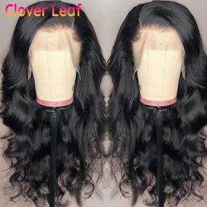 Image 4 - Vücut dalga dantel ön peruk doğal saç çizgisi insan saçı peruk vücut dalga brezilyalı ön koparıp dantel ön İnsan saç peruk kadınlar için
