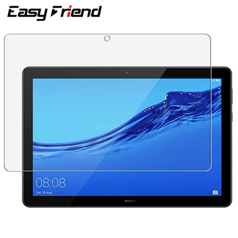 For Huawei MediaPad T5 10 July 2018 10.1 Inch Tablet Screen Protector Protective Film Tempered Glass
