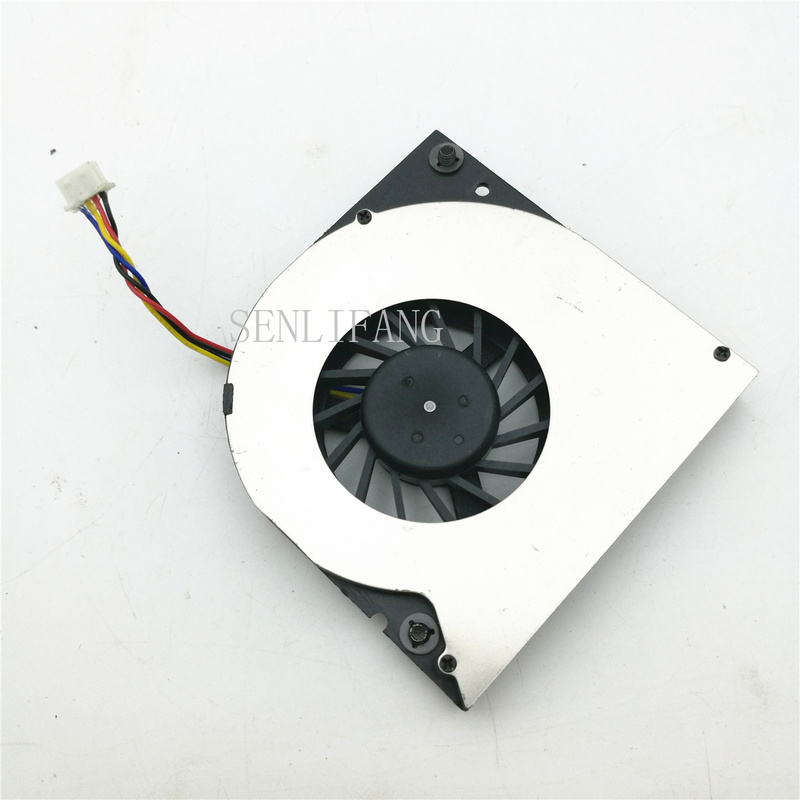 Working For AVC BAAA0508R5H 4 Pin DC5V .5A Fan Well Tested Working