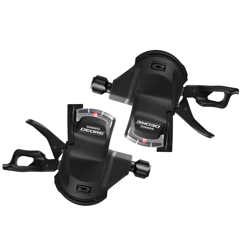 <font><b>SHIMANO</b></font> <font><b>DEORE</b></font> SL M6000 M610 <font><b>2x10</b></font> 3x10 10S Speed bike bicycle Shifter Lever Trigger Left & Right With Inner Cable image