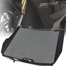Motorbike Daytona675 Radiator Guard Grill Grille Cover Cooler Bezel Protector For Triumph Daytona 675 2013 2014 2015 2016 2017(China)