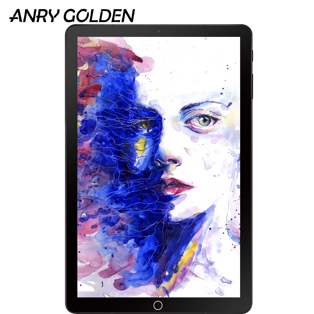 ANRY A1008 10.1 Inch Wifi Tablet Pc Quad Core 4G Phone Call Android 8.1 Support Google Play 5000mAh 10 Tablet