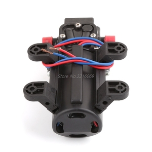 Image 4 - 12V 72W High Pressure Micro Diaphragm Water Pump Automatic Switch Reflux/ Smart Type Dropship