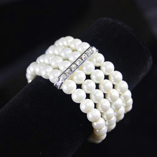 Pk07 Свадебный жемчужный браслет японский и корейский темпераментный браслет аксессуары