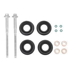 Wtryskiwacz paliwa uszczelka + podkładka + O-RING śruby dla FORD TRANSIT MK7 2.2 2.4 3.2 TDCI akcesoria