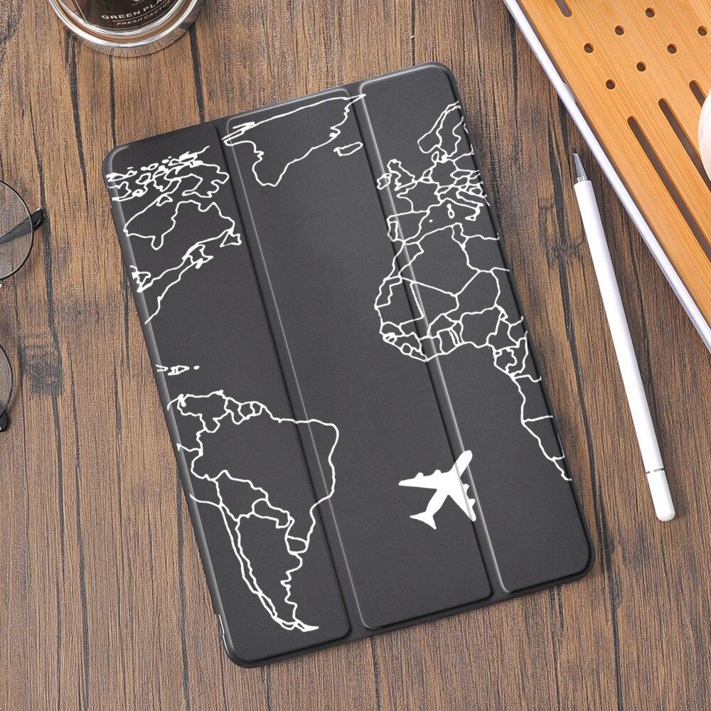 Мировых проездных для 10,2 8th 2020 iPad Air 4 чехол с карандашом держатель 7th 12,9 Pro 11 2018 мини 5 чехол силиконовый 10,5 Pro Air 2 3