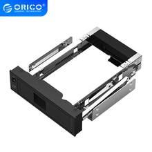 ORICO 5.25 inç 3.5 inç SATA sabit sürücü braketi dahili sabit disk montaj braketi adaptörü 5.25 Bay SATA HDD mobil çerçeve