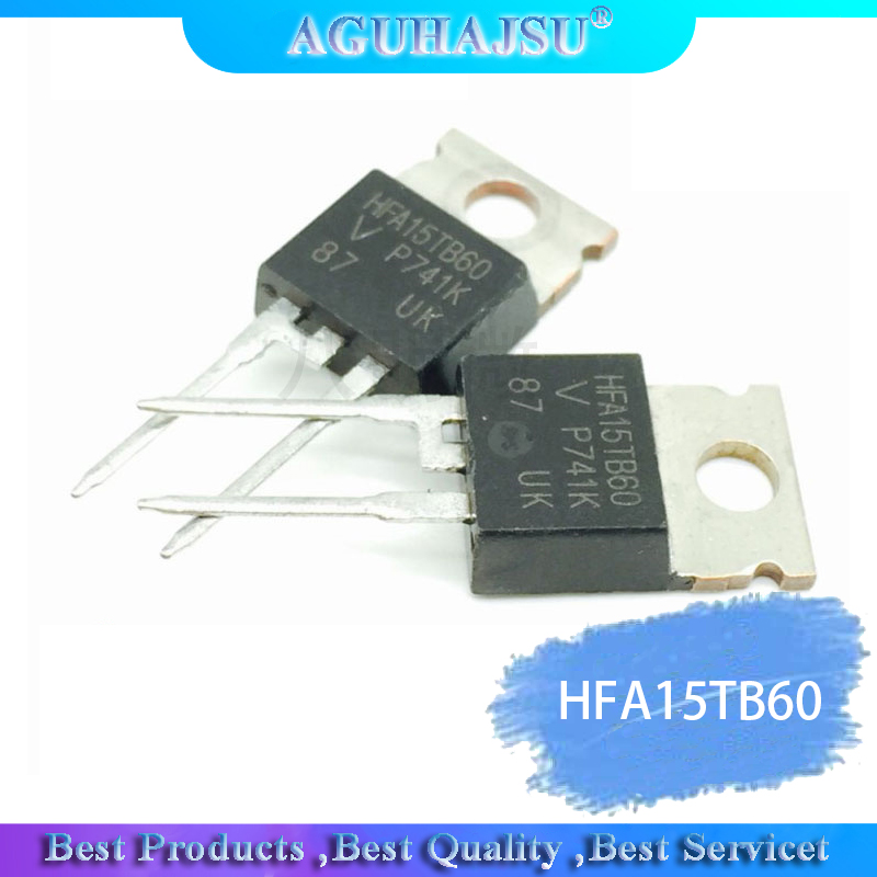 1pcs/lot HFA15TB60 TO-220 600V 15A New Original