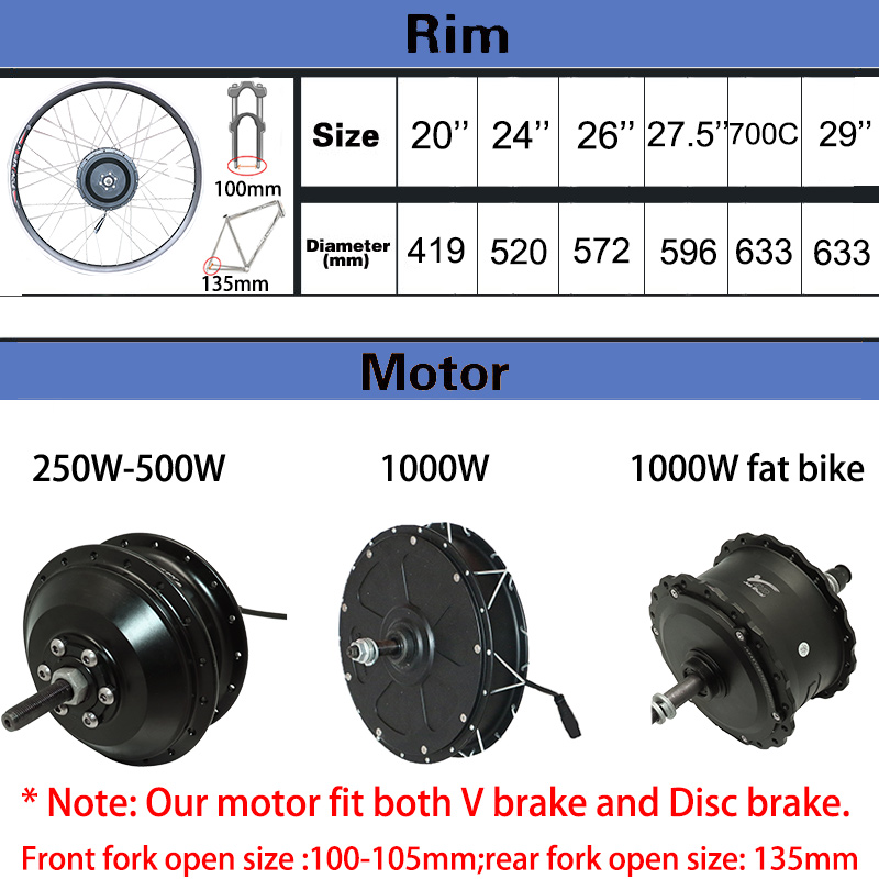 48V 500W Electric Bike Conversion Kit mit Batterie 48V 12AH Hub Motor Rad s900 LCD Display Ebike 700C 26'' Bicicleta Electrica