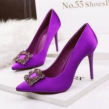 Fashion Pointed Toe High Heels Shoes Nightclub Sexy Women's