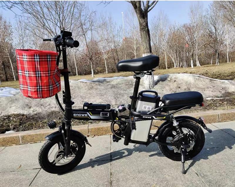 Mini Electric Bike  6
